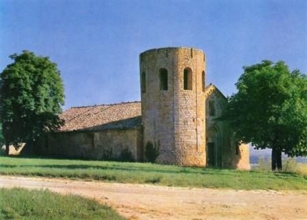 Pieve of Corsignano