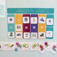 DIY Weekly Toddler Calendar | Mama.Papa.Bubba..jpg