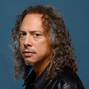 Metallica Kirk Hammett 2016