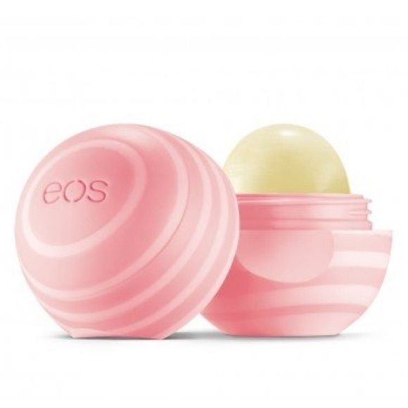 ⚪️EOS Coconut Milk Natural Moisturizing Lip Balm⚪️ NEW! Get noticed with visibly softer lips. Nourish your lips with the delicious flavor of coconut milk. EOS Visibly Soft(TM) Lip Balm, enriched with natural conditioning oils, moisturizing shea butter and antioxidant vitamins C & E, nourishes for immediately softer, more beautiful lips.  99% natural Long-lasting moisture for immediately softer, more beautiful lips Shea butter & vitamins C & E Smoothes on clear Precisely glides on lips…