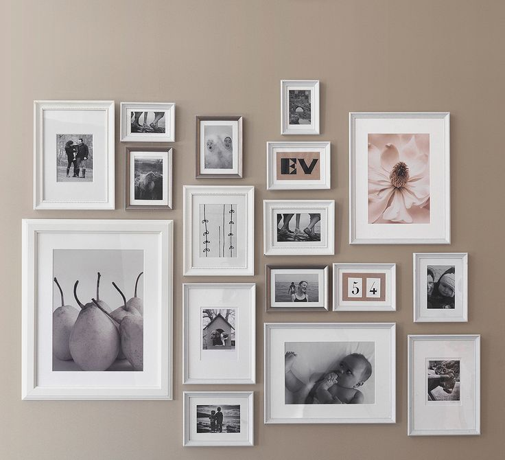 57 best room inspiration images on Pinterest | Bedroom, Picture wall ...