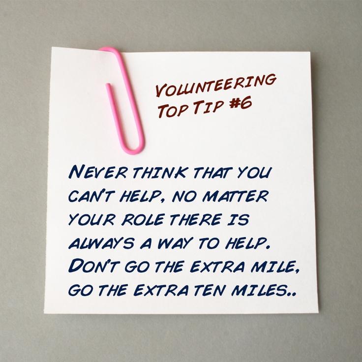 10 best Volunteering Lowdown images on Pinterest Rotary