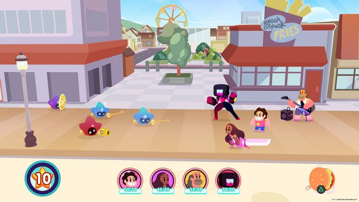 Steven Universe RPG Coming to PS4 This Year