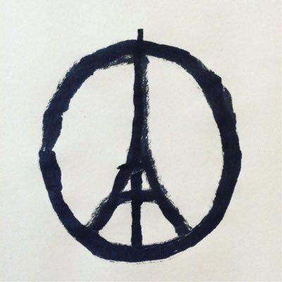 Paix pour #Paris face á l'horreur