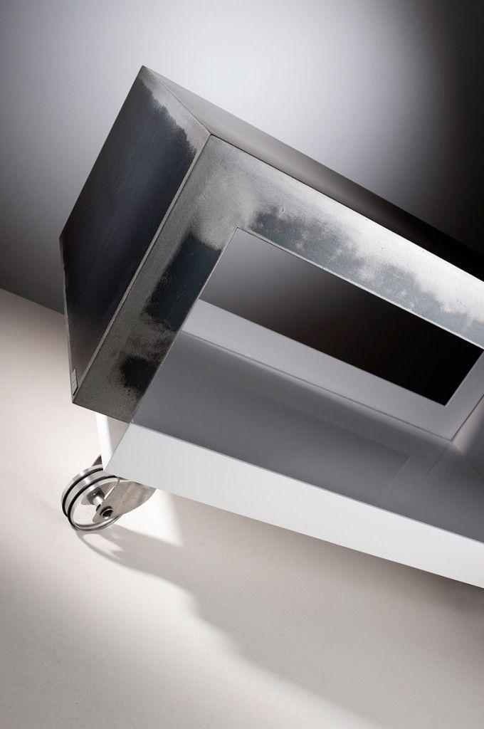#design #interiordesign #steeldesign #czechdesign #interior #steelfurniture #vladanbehaldesign #behaldesign #nabytek #nabytekzoceli #stolek #interiéry