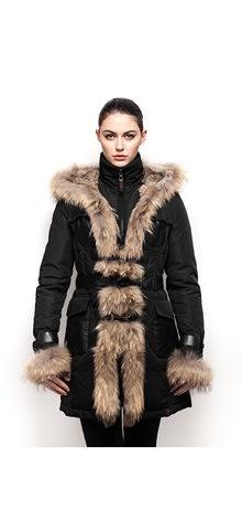 @Rudsak #RUDSAK@SUNDANCE #winter Aria - Down filled winter parka.