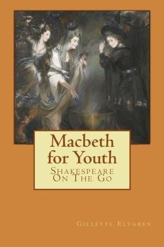 This is an adaptation for children of Shakespeare's harrowing story of the ambitious Macbeth and Lady Macbeth as they acquire the crown of Scotland through devious means. The theme of greed and ambition is emphasized and the part of the Porter is expanded to provide more comic relief. The Porter serves as an intermediary between the play and the audience, as do the Witches, in order to make Shakespeare's story fully accessible.