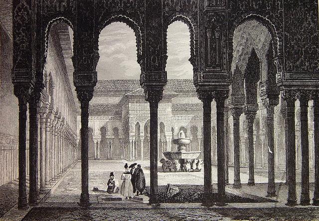Litography of Basilica