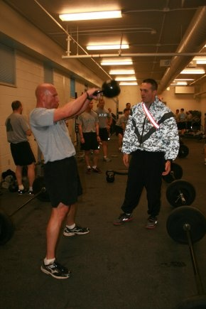 Mountain Athlete Warrior Program Stresses Functional Fitness Article The United States Army Kettlebell Fitness Photos Military Workout