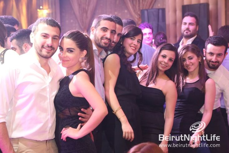 Fun and Dancing at Lebanese University Faculty of Engineering Annual Dinner