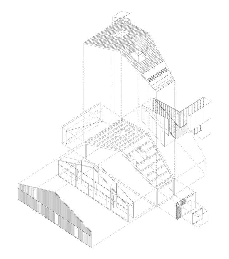 Sancti Petri Peninsula, [bakpak] architects - BETA