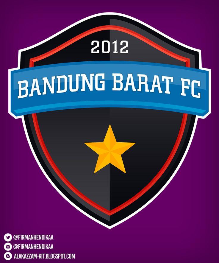 #BANDUNGBARATFC #BANDUNGBARAT #PSSI #INDONESIA #ALAKAZZAM #SOCCER #FOOTBALL #LOGO #CREST