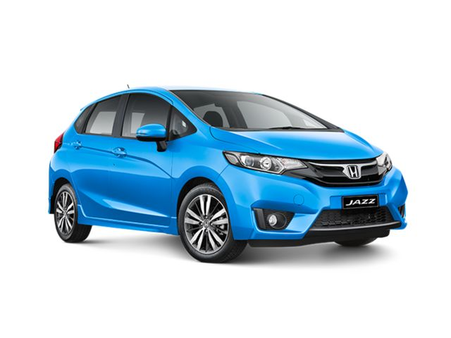 HONDA JAZZ RS CVT
