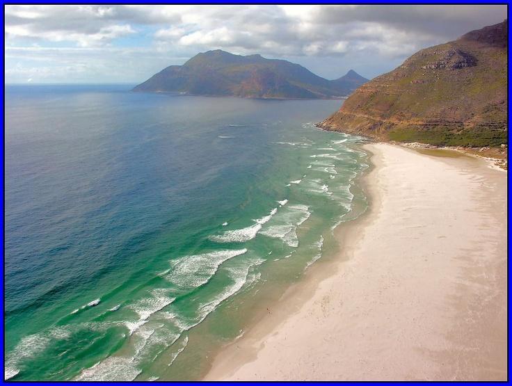 NOORDHOEK BEACH ~ CAPE TOWN ~ SOUTH AFRICA.. ;-)