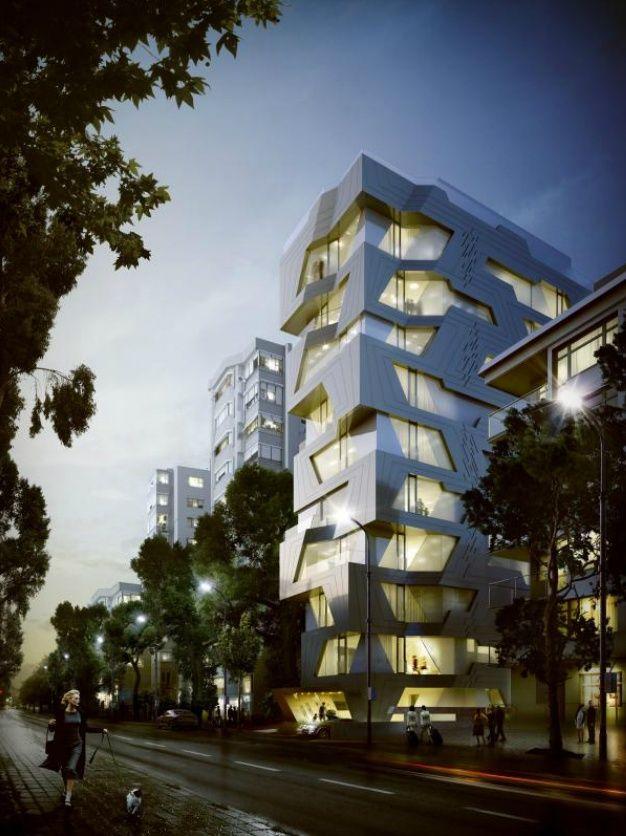 architecturalvisualisation: Apartment 18, Aytac Architects Render by MIR ☮k☮ #architecture