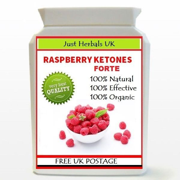 60 Raspberry Ketone Plus+ Forte Weight loss Diet Slimming Fat Burner Tablets 1000mg in our Letterbox Friendly Plastic Sealed Bottle Look out for our Target herbal range coming soon on ebay and website too.
