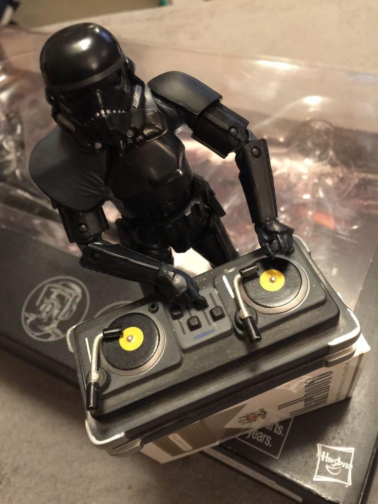 Shadow Trooper DJ