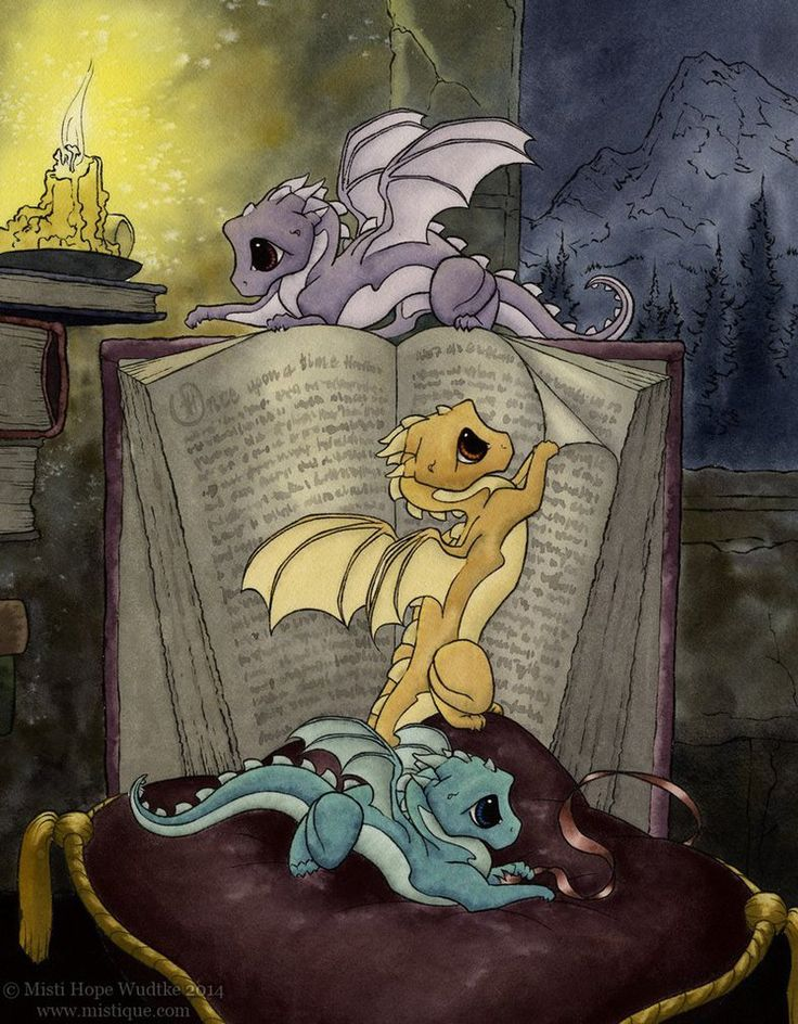 913 best dragons cute images on pinterest drawings for Dragon tattoo book
