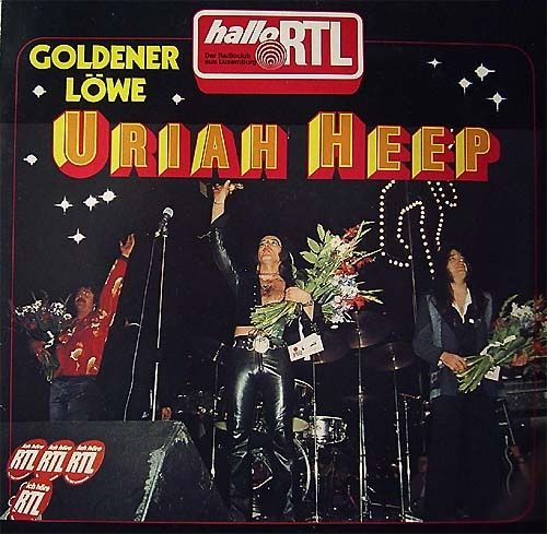 Uriah Heep - Goldener Löwe (Vinyl, LP) at Discogs