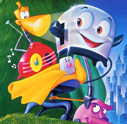 The Brave Little Toaster--sweet movie!