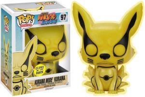 Naruto: glow in the dark Kurama Pop figure by Funko