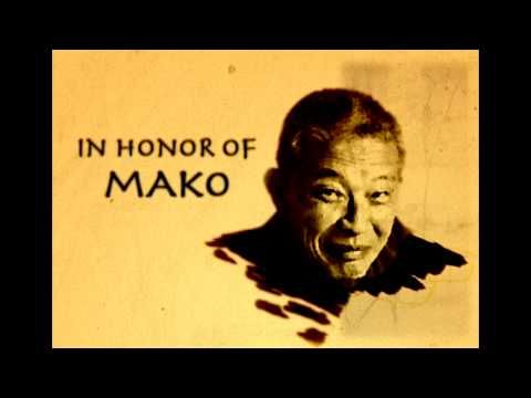 Little soldier boy (Leaves from the Vine) - Mako Iwamatsu (Iroh) - YouTube. And now the tears...