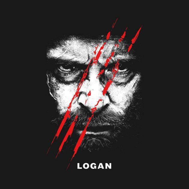 Check out this awesome 'Logan+2017+02' design on @TeePublic!