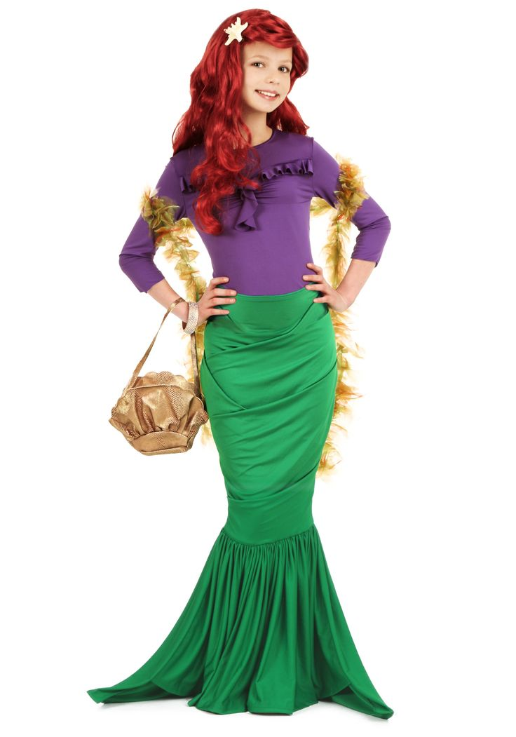 Best 25+ Mermaid costume child ideas on Pinterest | Fairy costume ...
