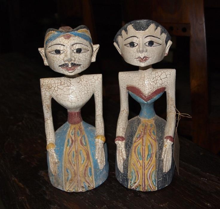 Loro Blonyo Indonesian Wedding Figures
