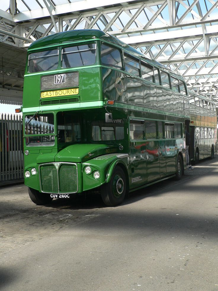 32. London Bus Company 'Green' Routemaster