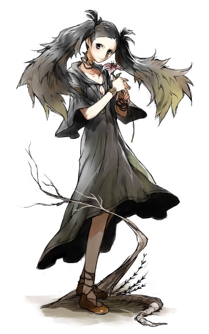 """Dragon's Dogma - Selene She is the """"hexer"""" she is known as the Witch of the Woods. Legend has it that she was rumored to be the one who conjured the beast of the end times ."""