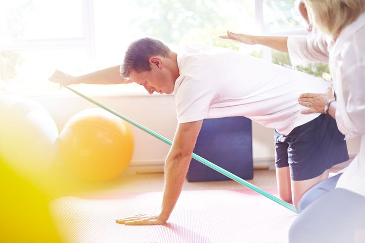 After shoulder injuries and shoulder surgery, some simple exercises can help you make a full recovery. Learn a few shoulder stretches and exercises.