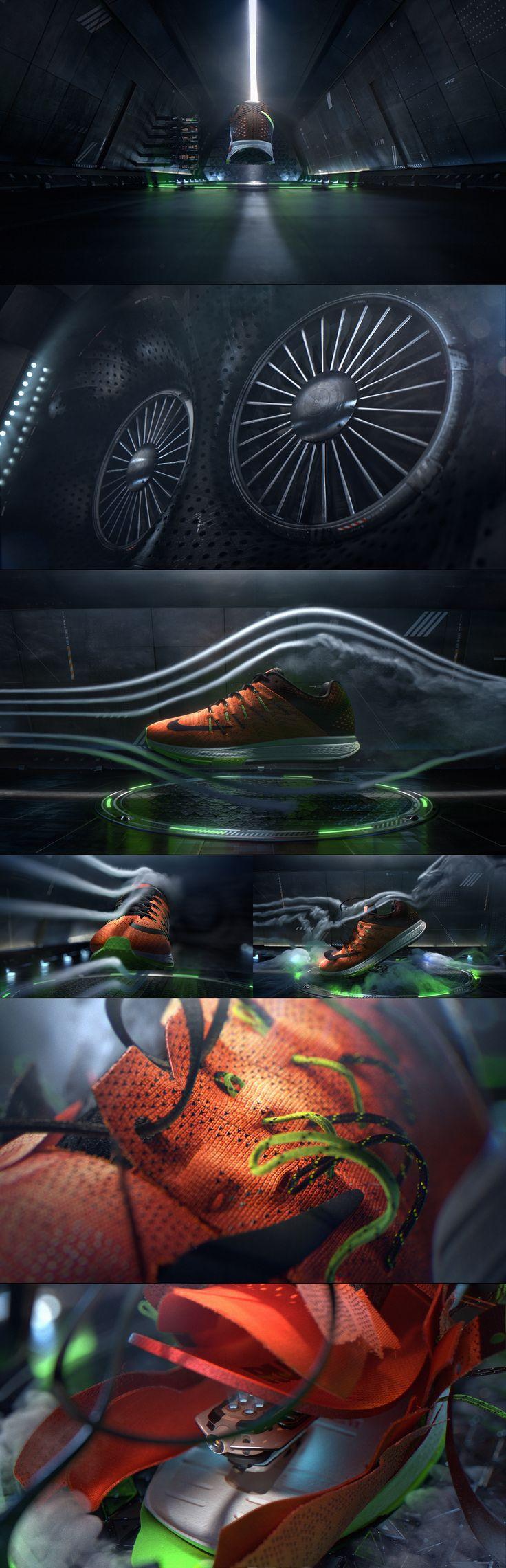 Nike Air Zoom Elite 8 on Behance