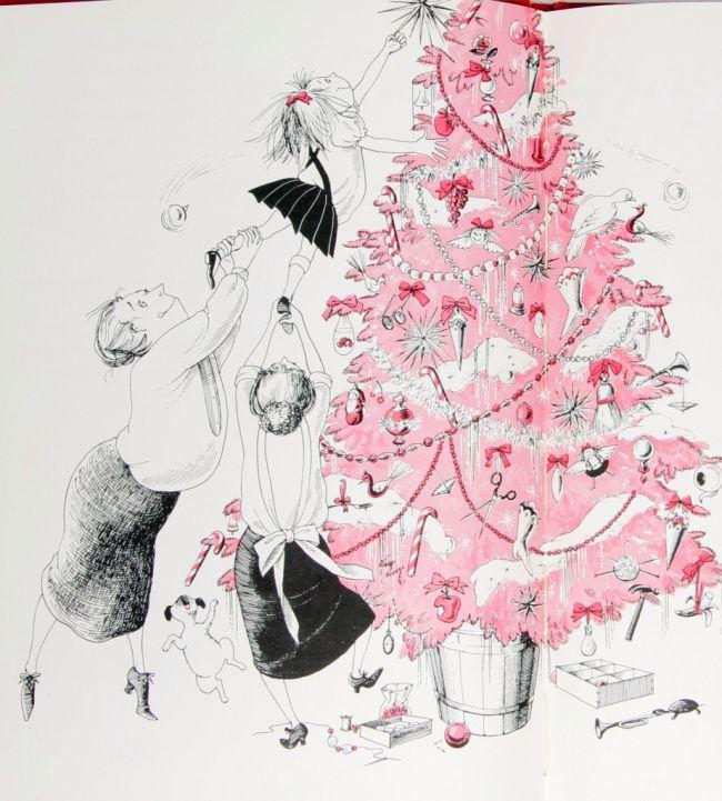 Eloise at Christmastime by Kay Thompson   tygertale