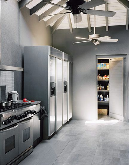 Caterers Kitchen in my dream house. #pinadream