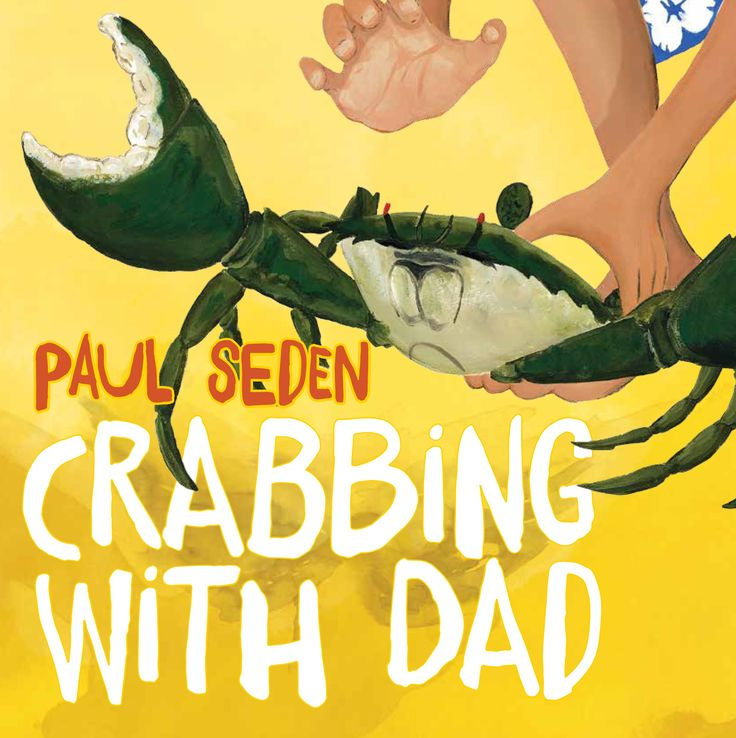 Crabbing with Dad is a beautiful children's picture book debut from Darwin-based author and illustrator, Paul Seden. Aimed at a younger audience, children will love reading about the adventures of two small children as they go out in the boat with Dad to set crab pots in their secret spot.