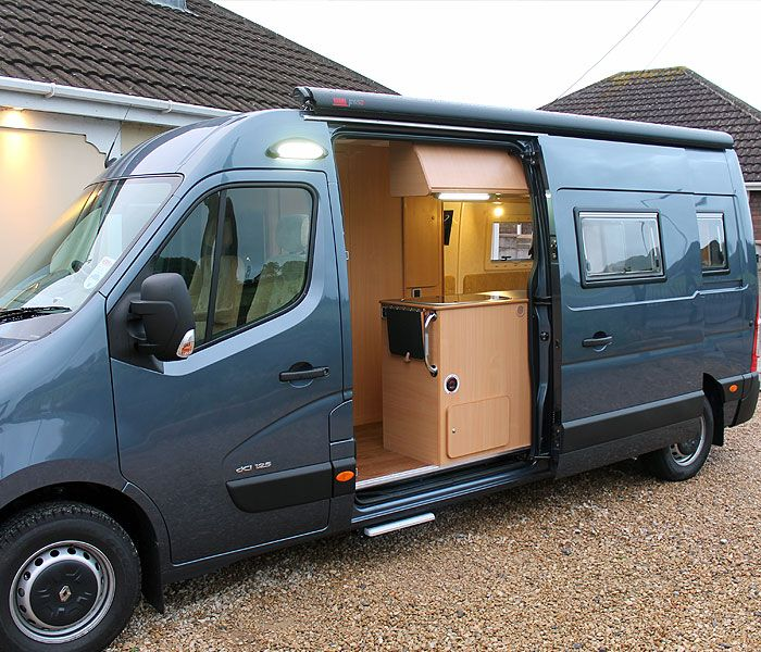 Van Conversions For The Touring