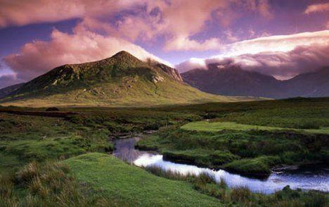 Le journal de Tara: [Voyages] Lieux insolites : Le Connemara (Irlande)