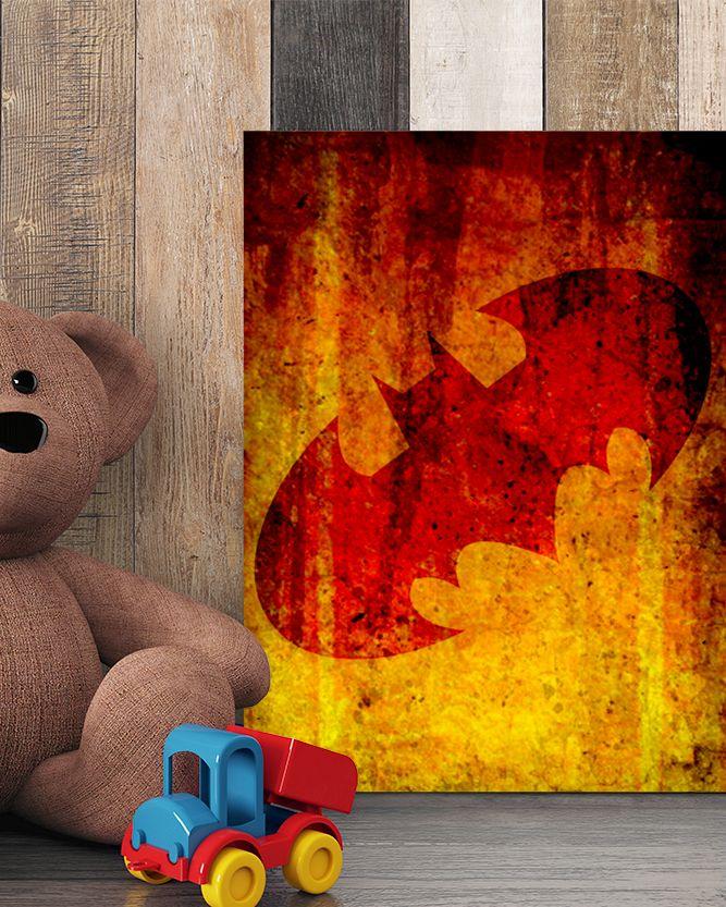 Batman Canvas Art - Marvel Canvas Art @ http://artzeedesigns.com/products/canvas-art-marvel-inspired-art-comic-book-characters-batman-by-artzee-designs.html