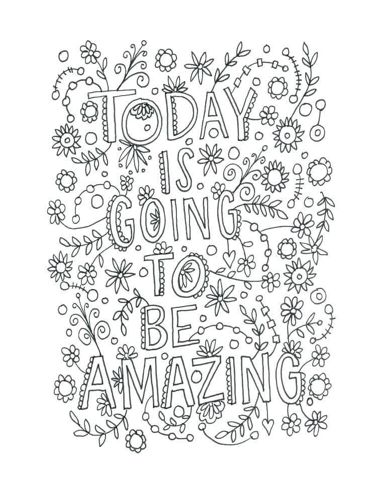 Printable Progress Mindset Coloring Pages Free Coloringpagesfreeprintable Coloring Pages For Teenagers Quote Coloring Pages Coloring Pages For Girls