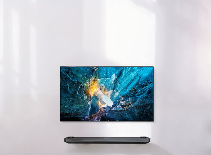 We're excited to announce that the LG Wallpaper TV is available to Pre order on our website! Measuring only 2.57mm thin - it's the thinnest TV in the world.😮 Click here to check out it's pretty awesome design!! #wallpapertv #lg #oled #wallpaper #tv