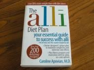 Price $12.00 Alli Diet Plan Caroline Apovian Are You Ready Its time for a revolution in weight loss. Something different than anything youve tried bef...