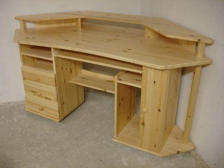 ... Plans on Pinterest | Desks, Adjustable Height Desk and Furniture Plans
