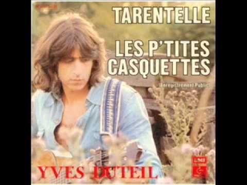 ▶ Yves Duteil, Tarentelle, - YouTube