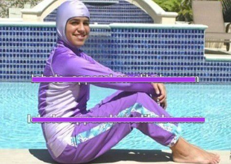 2014 Islamic swimwear,muslim wear,muslim swimwear 1.Lower price 2.Nylon,Spandex  3.In stock 4,Waterproof