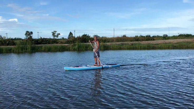 Stand Up Paddling (SUP) Standup paddleboarding - Cha Am, Thailand #2