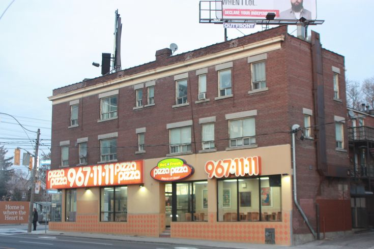 Pizza Pizza - 1881 Queen Street East