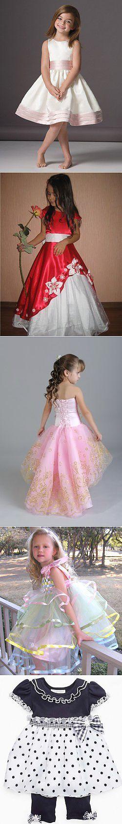 Красивая детская одежда, идеи для воплощения и вдохновения.