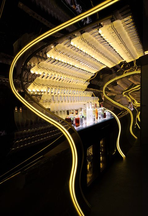 Bond Lounge Bar (Australia), Nightclub | Restaurant & Bar Design Awards