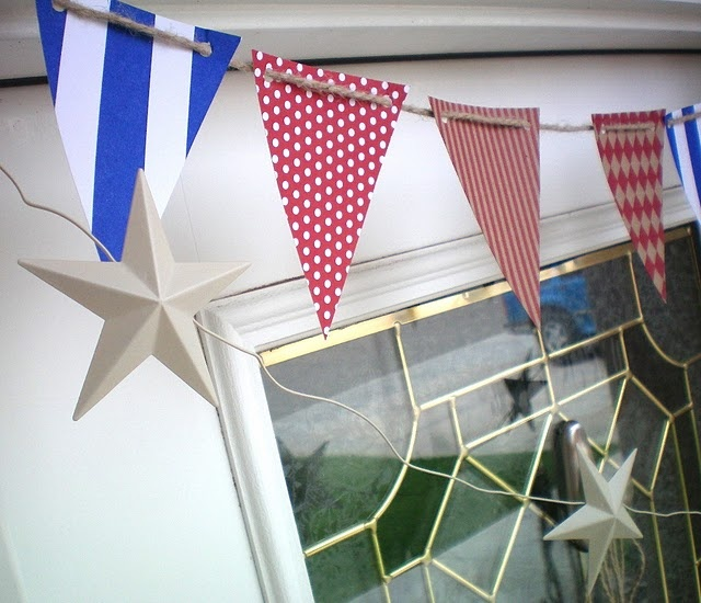 19 best images about welcome home party ideas on pinterest for Patriotic welcome home decorations